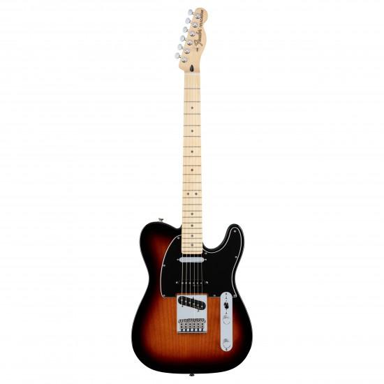 Fender Deluxe Nashville Tele - 2-Color Sunburst with Maple Fingerboard
