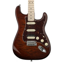Fender Rarities Stratocaster Flame Top Maple-Golden Brown