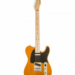 Fender Squier 0310203550 Affinity Series Telecaster Electric Guitar - Butterscotch Blonde