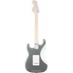 Fender Squier Affinity Series Stratocaster - Slick Silver with Laurel Fingerboard