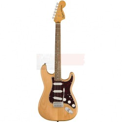 Fender Squier 0374020521 Classic Vibe 70s Stratocaster Electric Guitar, Natural