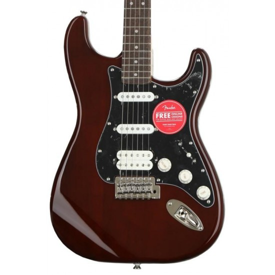 Fender Squier Classic Vibe '70s Stratocaster HSS - Walnut with Indian Laurel Fingerboard