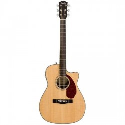 Fender CC-140SCE Concert Electro Acoustic Guitar 0970253321-Natural
