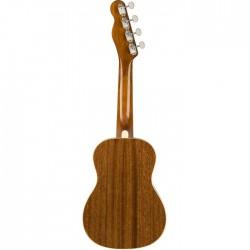 Fender 0971630009 Zuma Classic Concert Uke - Candy Apple Red