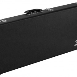 Fender Classic Series Wood Case for Strat/Tele - Black