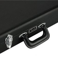 Fender Classic Series Wood Case for Jazzmaster / Jaguar - Black 0996116306