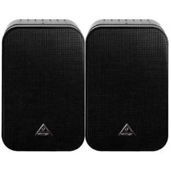 Behringer 1CBK Ultra Compact Studio Monitor Speakers Black