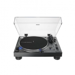 Audio Technica AT-LP140XPDirect-Drive Professional DJ Turntable - Black