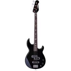 Yamaha BB414X Bass Guitar - Black Metallic