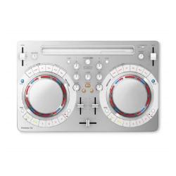Pioneer DDJ-WEGO4-W Compact DJ Software Controller - White
