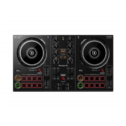 Pioneer DDJ-200 Smart DJ Controller - Black