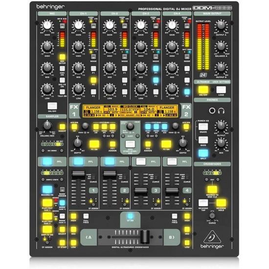 Behringer DDM4000 5-channel Digital DJ Mixer