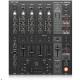 Behringer -Pro Mixer DJX750 Professional 5-Channel Dj Mixer