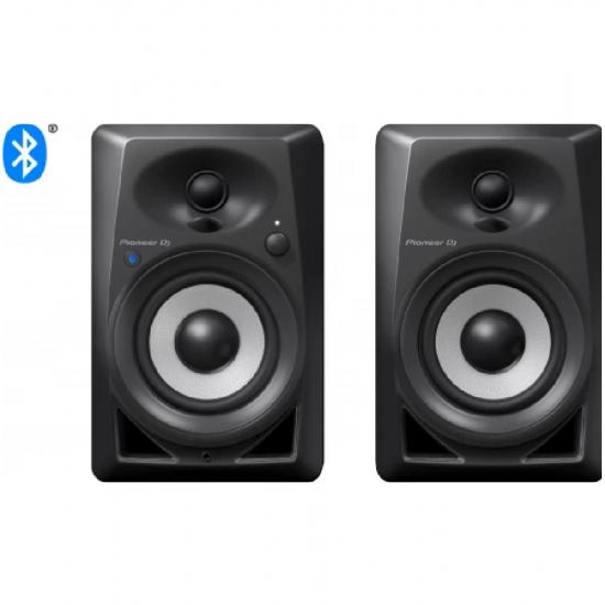 Pioneer DM-40-BT-K 4-inch Desktop Monitor Speakers - Black
