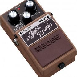 Boss Fender Reverb - FRV-1