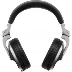 Pioneer HDJ-X5-S Over-ear DJ Headphones - Silver