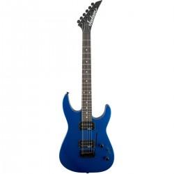 Jackson 2910121527 Dinky JS11 Amaranth Fingerboard , Metallic Blue Bundle