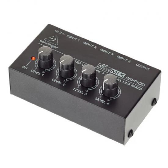 Behringer Micromix MX400 Line Mixer