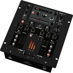 Behringer Pro Mixer NOX202 2-channel DJ Mixer