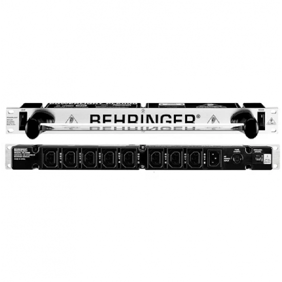 Behringer Powerlight Pl2000 Professional Rack Light And Power Distributor