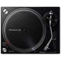 Pioneer PLX-500-K High-torque, Direct Drive Turntable - Black
