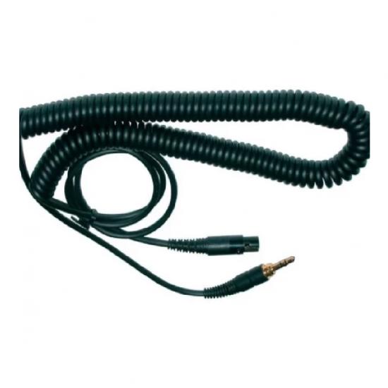 AKG EK500S Detachable Coiled Replacement Headphone Cable