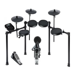 Alesis NITRO MESH KIT Eight-Piece Electronic Drum Kit with Mesh Heads