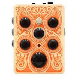 Orange Acoustic Pedal Preamp Pedal