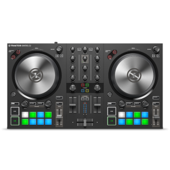 Native Instruments Traktor Kontrol S2  2-channel DJ Controller