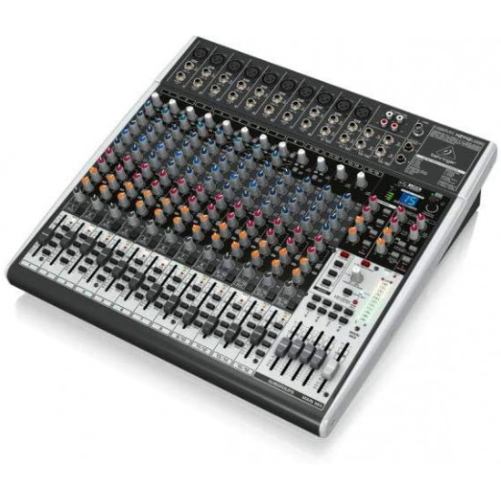 Behringer Xenyx X2442USB Mixer with USB and Effects