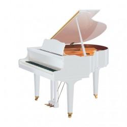 Yamaha C1X Grand Piano - Polished White