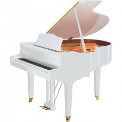 Yamaha DGB1K ENST Disklavier Enspire Grand Piano -White With Free Piano Bench