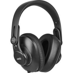 AKG K361BT Over-ear, Closed-back, Foldable Studio Headphones with Bluetooth