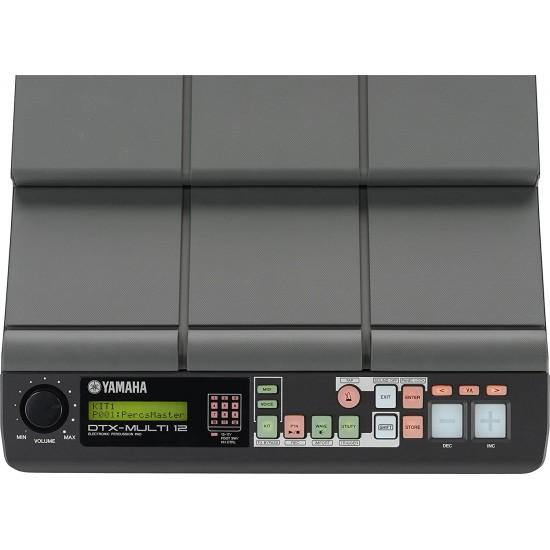 Yamaha DTX-MULTI 12 Electronic Percussion Pad