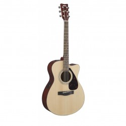 Yamaha FSX315C Electro-Acoustic Guitar In Natural Finish