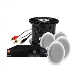 JBL Combo 3 - BGM Ceiling Speakers | Commercial Installed Sound Basic