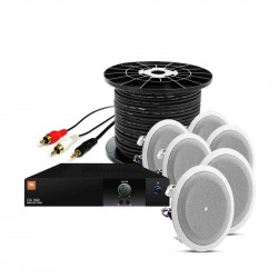 JBL Combo 4 - BGM Ceiling Speakers | Commercial Installed Sound Basic
