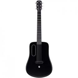 Lava ME2 Freeboost Semi Acoustic Guitar-Black