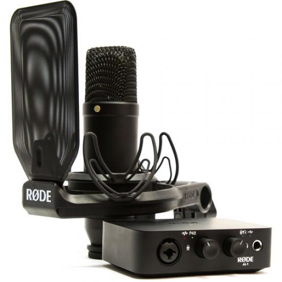 Rode NT1/AI1KIT Complete Studio Kit