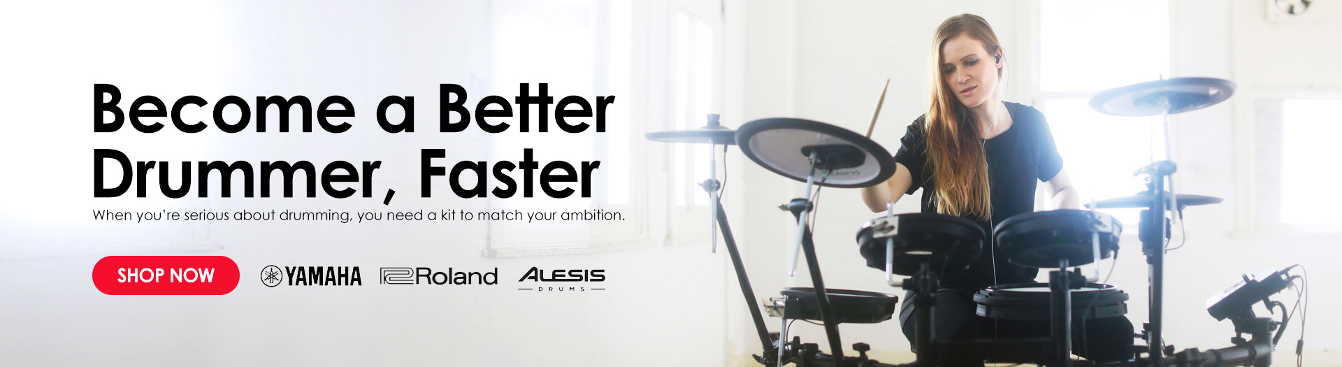 Electronic Drums for sale