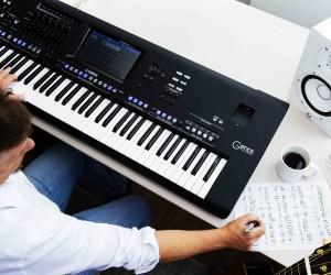Keyboards & Workstations