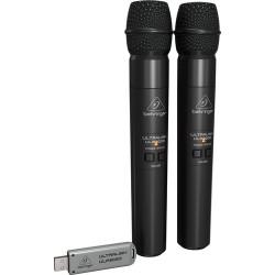 Behringer ULM202USB Wireless USB Dual MIcrophone System