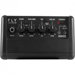 """Blackstar Fly 3 1x3"""" 3-watt Combo Amp Black"""