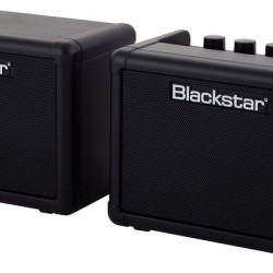 Blackstar Fly 3 Pak 6-watt Combo Amp with Extension Speaker Black
