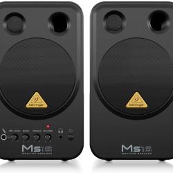 Behringer MS16 16-watt Powered Monitor System