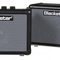 """Blackstar Fly 3 Bass Pack 1x3"""" 3-watt Bass Combo Amp w/Extension Speaker"""