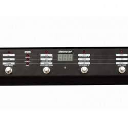 BLACKSTAR FS:10 - 4 Button Footcontroller For All ID:TVP And Silverline Series