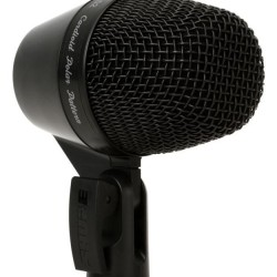 Shure PGA52-XLR Cardioid Dynamic Kick-Drum Microphone