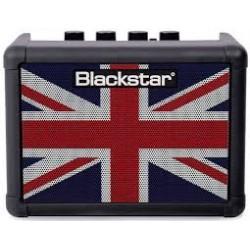 Blackstar Fly3 Union Flag Black 3 Watt Combo Mini Amplifier