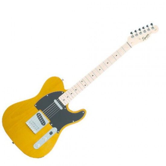 Fender Squier Affinity  Telecaster – Butterscotch with free Guitar Bag